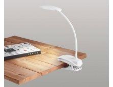 54743 - Luminária de Mesa Portátil em ABS e com LED COB