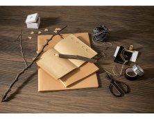93272 - Caderno A4 com Capa em Papel Cartão