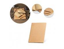 93273 - Caderno A5 com Capa em Papel Cartão