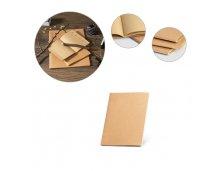 93274 - Caderno A6 com Capa em Papel Cartão