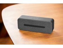 97258 - Caixa de Som EKSTON THUNDER com Microfone em Tecido Texturado e ABS