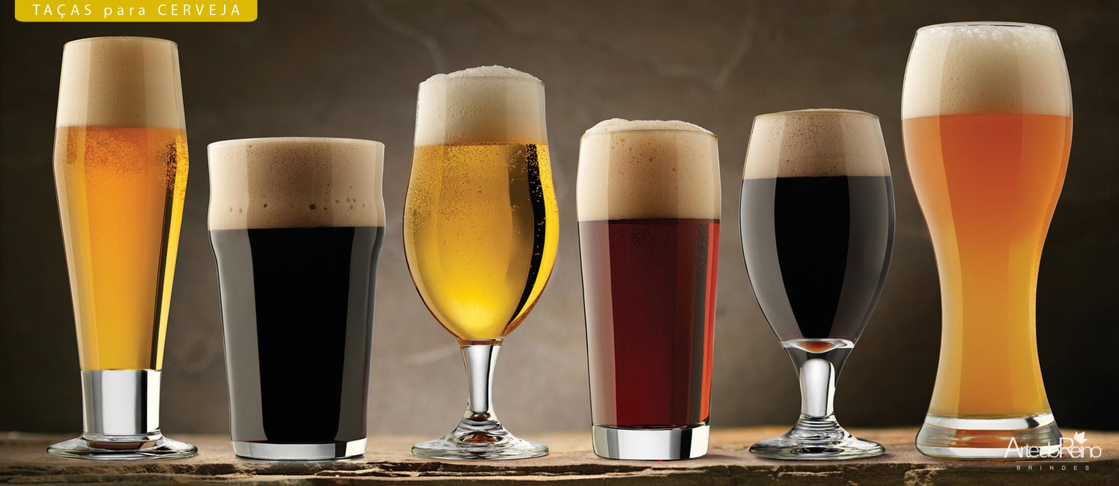 Taças para Cerveja/Chopp