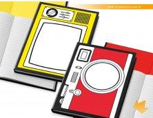 33401 - Caderno Cartão