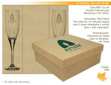 1806 - Kit Especial em Caixa MDF Personalizada