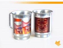 1999 - Caneca de Chopp em Alumínio 600 ml (Sublimação)