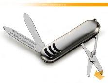 CN-00330S - Canivete em Metal Personalizado 3 Funções