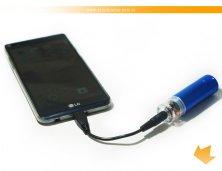 5611 - Carregador Emergencial para Celular