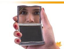 12069 - Espelho de Bolsa Duplo