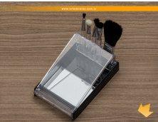 774 - Kit Pinceis para Maquiagem 5 peças