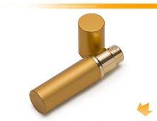 7068 - Porta Perfume em Metal 5ml