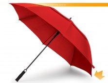 CG-00804S - Guarda Chuva Portaria/Recepção Vermelho