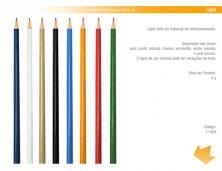 11426 - Brinde Lápis Personalizado