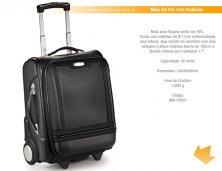 iMA-05821S - Mala para Viagem em PVC com Alça Retrátil e Rodinhas Personalizada