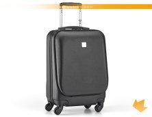 92140_03AR - Mala de Viagem ABS com Porta Notebook