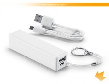 97311-06AR - Power Bank Branco