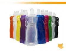 12459 - Squeeze Dobrável Personalizada 480 ml