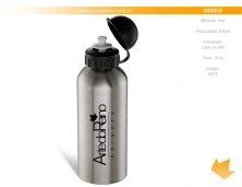 6521 - Brinde Squeeze Inox Personalizado 600 ml