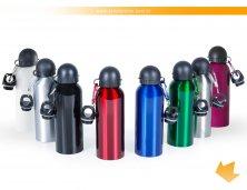 9139M - Squeeze em Alumínio 500 ml com 2 Tampas