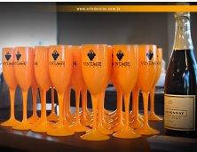 281016 - Taça Champanhe Plástica 190 ml