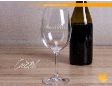 00422130 - Taça Bohemia Cristal Vinho 450 ml