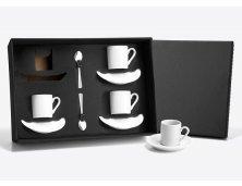 KT-90094 -  Conjunto para Cafézinho - 12 peças