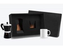 KT-90150 - Conjunto para Café com Cafeteira Italiana - 2 peças
