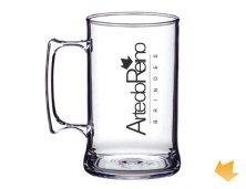 50315 - Brinde Caneca de Chopp em Acrílico 500ml Personalizada
