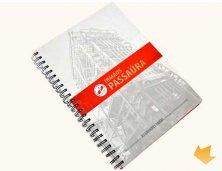 ARCA-4 - Brinde Promocional Caderno A4 Personalizado - Dados Variáveis